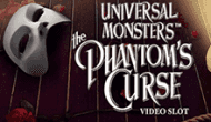 Universal Monsters: The Phantom's Curse Video Slot от компании NetEnt